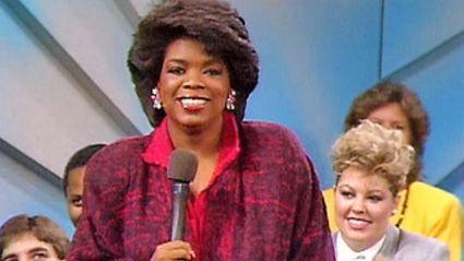 Ten memorable Oprah moments