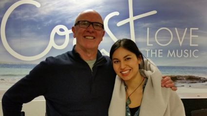 Nadia Lim talks to Brian Kelly about her latest book..Lets Eat.