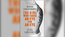 Stephanie Jones Book Review - The Girl Who Takes an Eye for an Eye