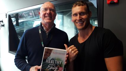 Healthy Made Easy with Luke Hines.
