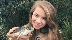 Bindi Irwin is writing tell-all book about her amazing life so far