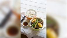 Allyson Gofton - Teriyaki Beef Stir Fry