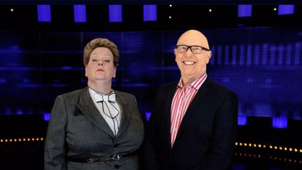 The Governess from The Chase chats with Brian Kelly