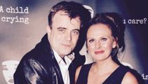 Coronation St star's wife is saved by doctors