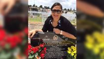 Valerie Adams shares emotional tribute to her late mother