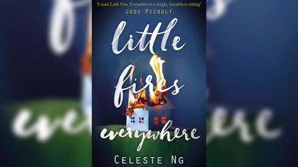 Stephanie Jones Book Review - Little Fires Everywhere