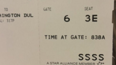 Why you never want to have this code on your boarding pass