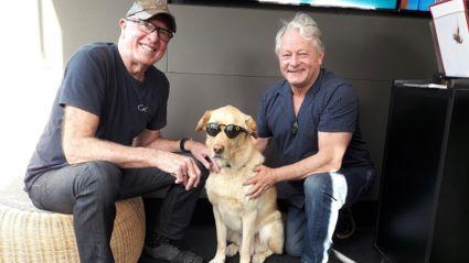 Dog Zen with Matk Vette.