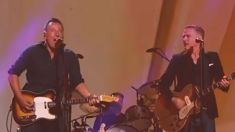 Bruce Springsteen and Bryan Adams wows the crowd at the Invictus Games