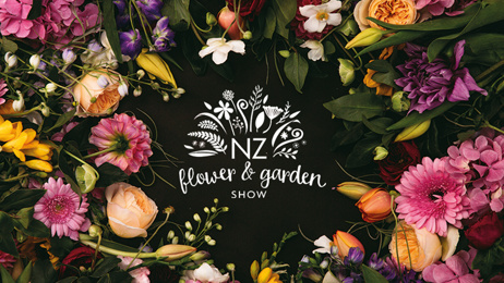 Coast Supports The NZ Flower & Garden Show
