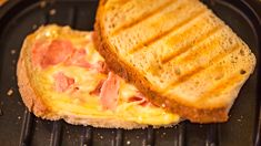 Why you're making cheese toasties wrong