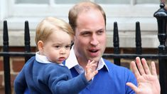Prince William reveals what Prince George's favourite movie is