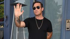 Robbie Williams was rushed into intensive care before canceling show