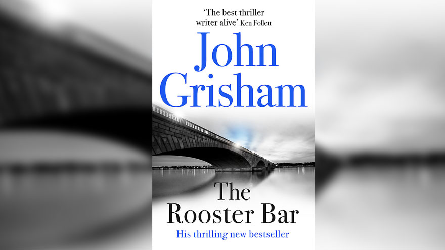 Stephanie Jones Book Review - The Rooster Bar