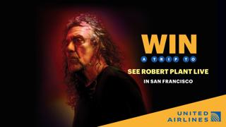 Robert Plant Live In San Francisco Winner Announced!