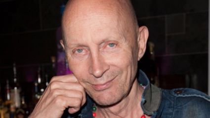 Richard O'Brien from Rocky Horror fame is back to host DNA Detectives.