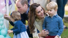 Kate Middleton reveals her struggle with leaving George at school