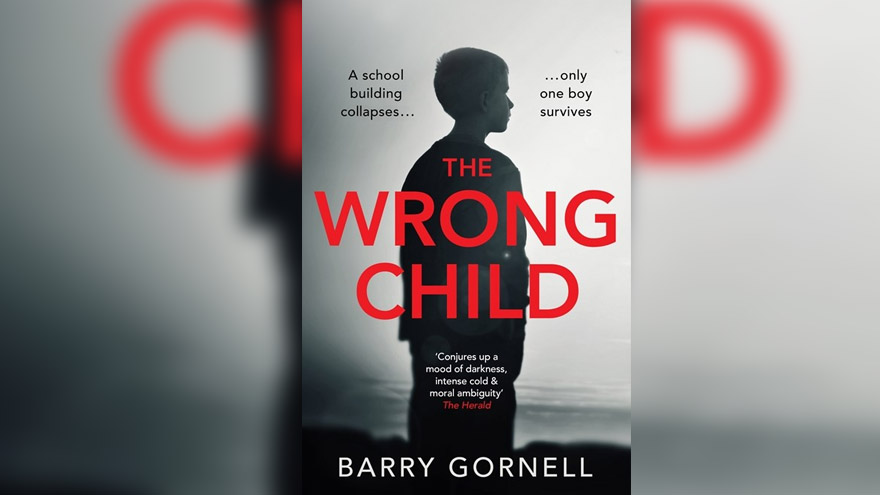 Stephanie Jones Book Review - The Wrong Child