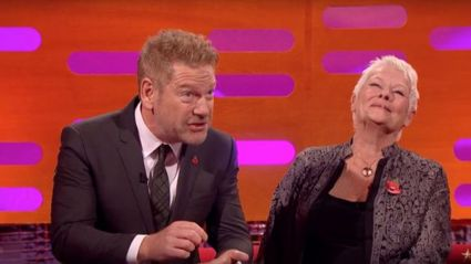 Kenneth Branagh on Dame Judi's indecent exposure