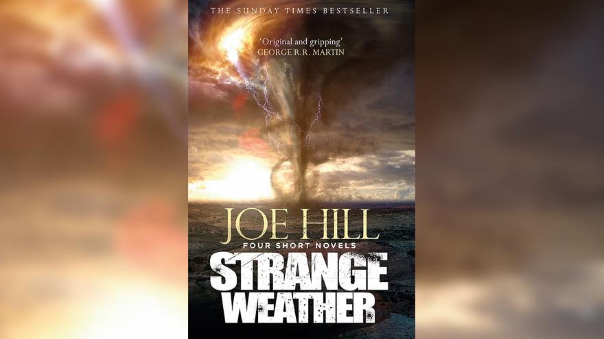 Stephanie Jones Book Review - Strange Weather