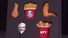 KFC are releasing their very own Christmas decorations