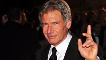 Harrison Ford's heroic moment