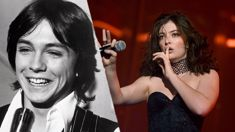 Lorde's connection with the late David Cassidy
