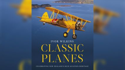 Classic Planes with Ivor Wilkins.
