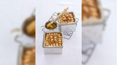 Allyson Gofton - Traditional Christmas Cake