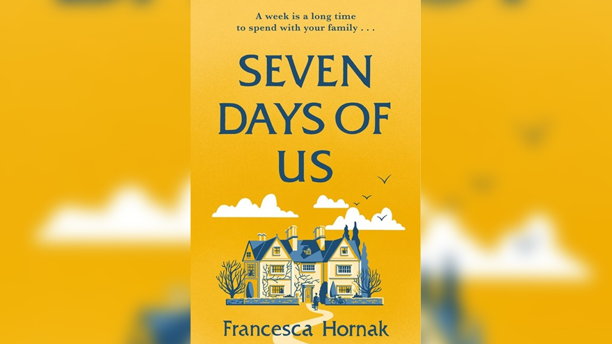 Stephanie Jones Book Review - Seven Days of Us