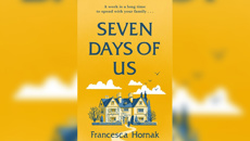 Stephanie Jones Book Review - Seven Days of Us