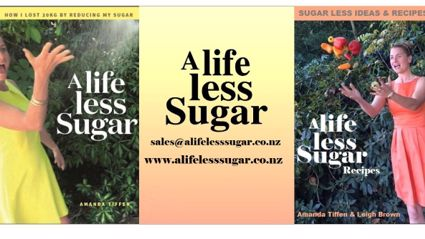 Amanda Tiffen, A Life Less Sugar