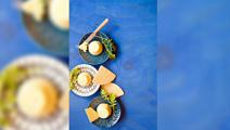 Allyson Gofton - Cheese Panna Cotta