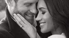 Harry and Meghan engagement pics