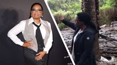 Oprah's mudslide