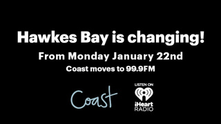 Hawkes Bay moves to 99.9FM