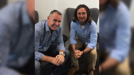 Neil Oliver chats with Jason about his brand new stage show