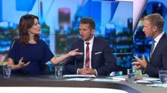 Nigella's heated interview over sexual innuendo use
