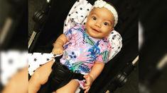 Valerie Adams shares beautiful snap of her daughter