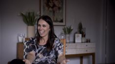 Prime Minister Jacinda Ardern announces pregnancy