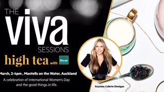 The Viva Sessions High Tea with Dilmah