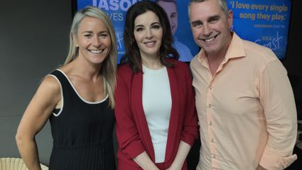 Jase & Bernie chat to Nigella about Kiwi food