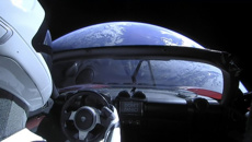 The world's first space car!