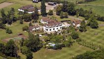 Inside Rod Stewart's Mansion
