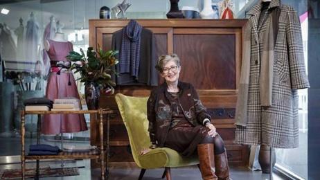 Trudi Bennett - Spotlight on Liz Mitchell