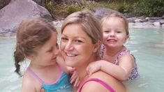 Toni Street has revealed how she explained her surrogacy to her two daughters