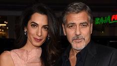 Oprah Winfrey & Steven Spielberg match George & Amal Clooney's $500,000 donation to gun control