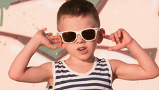 Philip Walsh - At what age should my child progress from children's glasses to adult's glasses?