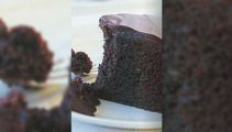 Allyson Gofton - Spiced courgette and chocolate cake