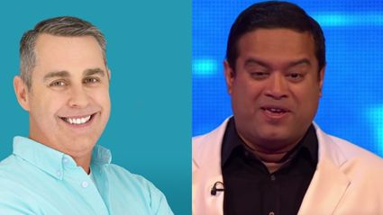 Jason chats to Paul Sinha about being a Chaser on 'The Chase'
